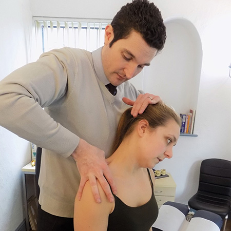 Tamworth Chiropractic Clinic Neck Pain Treatment